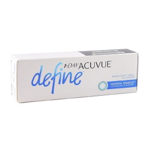 1-Day Acuvue Define Natural Sparkle (30 шт)
