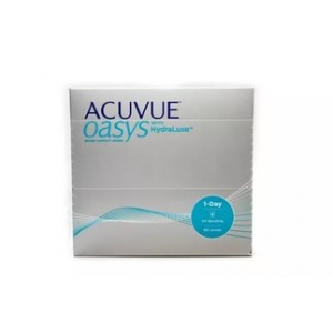 Acuvue Oasys 1-Day with HydraLuxe (90 шт)