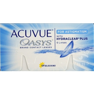 АКЦИЯ !!!Acuvue Oasys for Astigmatism (6 шт)