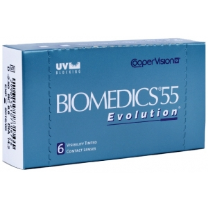 Biomedics 55 Evolution (6 шт)