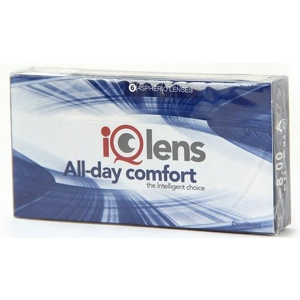 IQLens All-day comfort (6 шт)