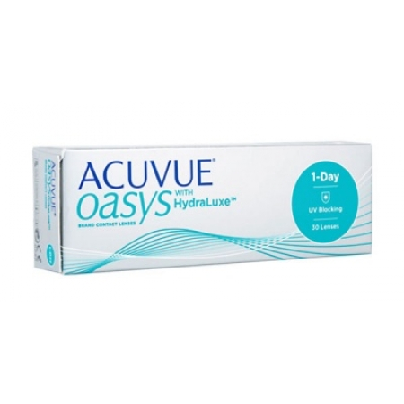 Acuvue Oasys 1-Day with HydraLuxe (30 шт)