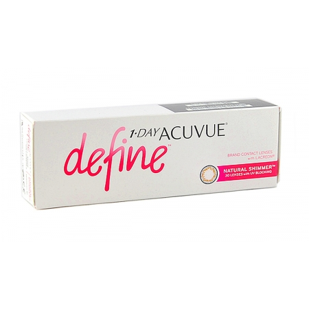 1-Day Acuvue Define Natural Shimmer (30 шт)